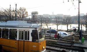 ブダペスト2番トラム