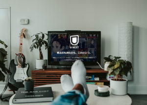 ユーネクストをテレビで見る