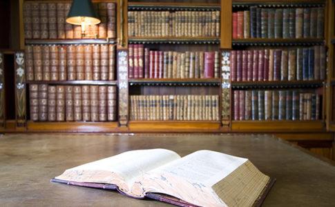 ブダペスト国会議事堂図書館