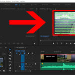 AdobePremiereProでプレビューに緑の線が出る問題